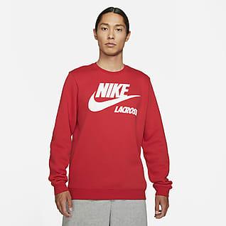 Nike Club Fleece Sudadera de lacrosse para hombre