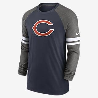 Nike Dri-FIT (NFL Chicago Bears) Men's Long-Sleeve T-Shirt