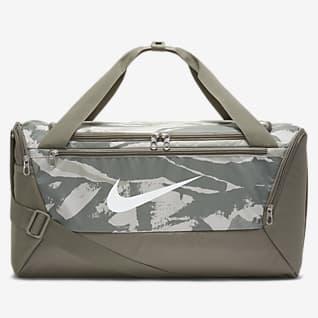 Nike Brasilia 印花训练行李包