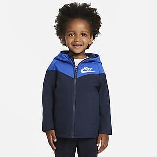 Nike Chamarra con cierre completo para bebé