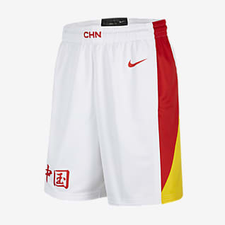 Nike 中国队(主场)特别版 男子篮球短裤