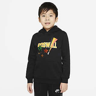 Nike Sportswear Little Kids' Pullover Hoodie