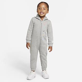 Nike Baby (12-24M) Full-Zip Coverall