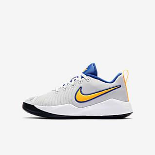 Nike Team Hustle Quick 2 Scarpa - Ragazzi