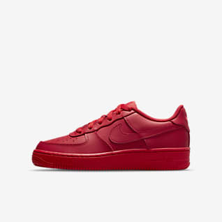 Nike Air Force 1 LV8 Big Kid's Shoe