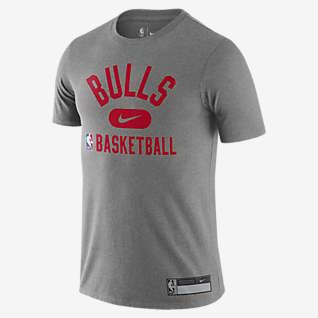 Chicago Bulls Nike Dri-FIT NBA-t-shirt för män