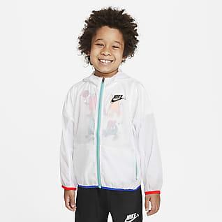 Nike Sportswear 幼童全长拉链开襟夹克