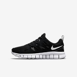 Nike Free Run2 Bota pro větší děti