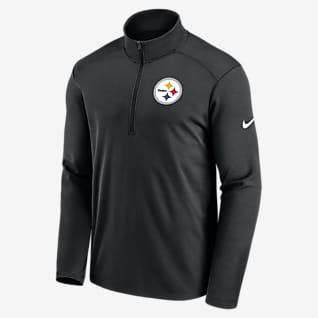 Nike Dri-FIT Pacer (NFL Pittsburgh Steelers) Men's 1/4-Zip Jacket
