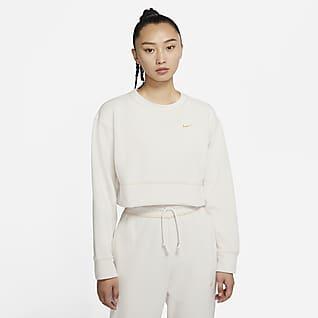 Nike Therma Icon Clash 女子长袖训练上衣