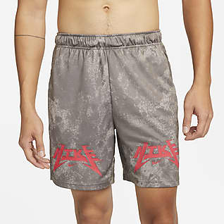 Nike Dri-FIT Story Pack Men's Knit Graphic Training Shorts