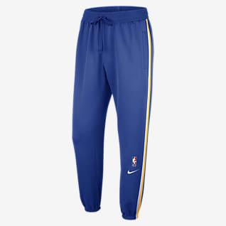 Golden State Warriors Showtime Calças NBA Nike Dri-FIT para homem