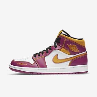Air Jordan 1 Mid DOD 男子运动鞋