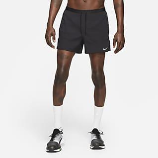 Nike Flex Stride Run Division Shorts da running con slip foderati - Uomo