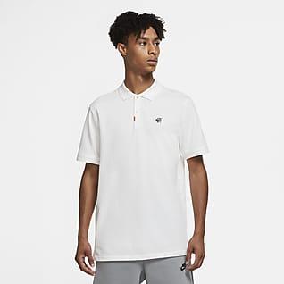 The Nike Polo Naomi Osaka Uniszex karcsúsított fazonú galléros póló