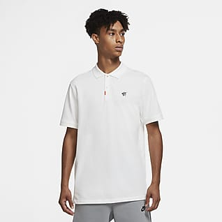 The Nike Polo Naomi Osaka Polo met aansluitende pasvorm (unisex)