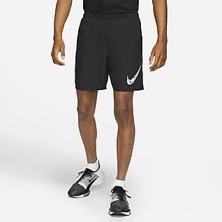 Nike Run Wild Run 男款帶襯跑步短褲