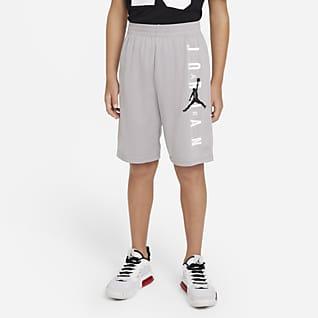 Air Jordan Shorts de malla para niño talla grande