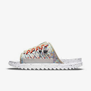 Nike Asuna Crater 男款拖鞋