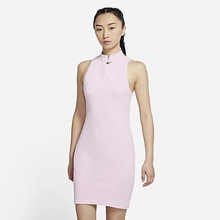 Nike Sportswear Swoosh 女子无袖连衣裙