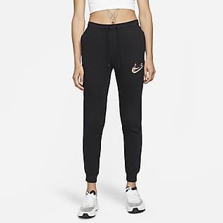 Nike Sportswear Essentials Damskie spodnie z dzianiny