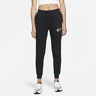 Nike Sportswear Essentials Pantalons de teixit Fleece - Dona