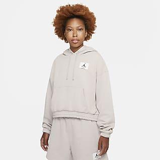 Jordan Essentials Fleecehoodie voor dames