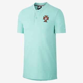 Portugal Herren-Poloshirt