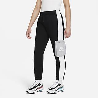Nike Sportswear Heritage Big Kids' (Girls') French Terry Pants