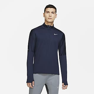 Nike Dri-FIT 男子半长拉链开襟跑步上衣