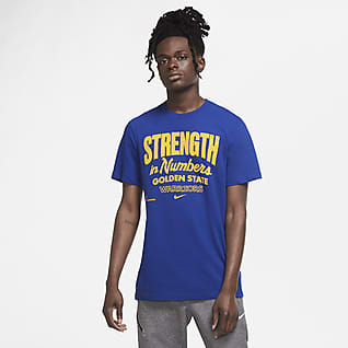 Golden State Warriors Mantra Men's Nike Dri-FIT NBA T-Shirt