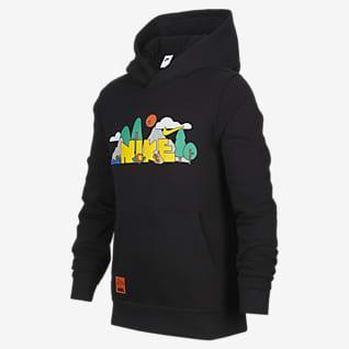 Nike Sportswear 大童(男孩)套头连帽衫
