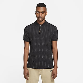The Nike Polo Men's Printed Slim Fit Polo