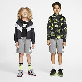 Nike Sportswear Club Fleece Spodenki dla dużych dzieci