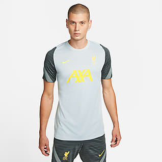 Strike Liverpool FC Camiseta de fútbol de manga corta Nike Dri-FIT - Hombre