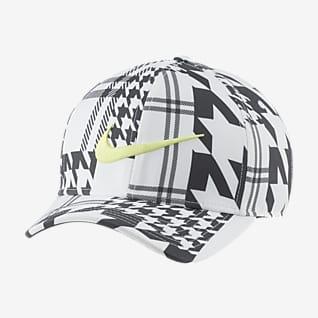 Nike AeroBill Classic99 Verstellbare Golfcap mit Print