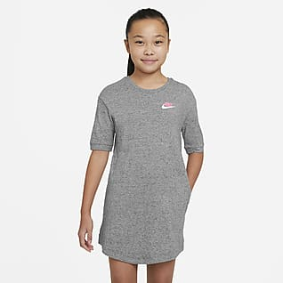 Nike Sportswear Big Kids' (Girls') Jersey Dress