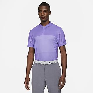 Nike Dri-FIT ADV Tiger Woods Férfi golfpóló
