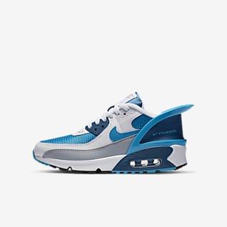Nike Air Max 90 FlyEase Big Kids' Shoe