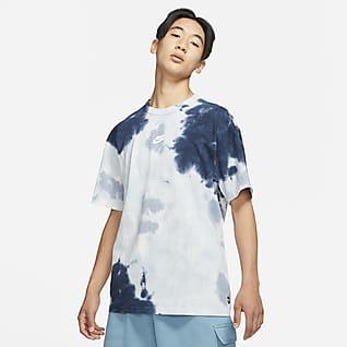 Nike Sportswear Premium Essentials Tie-Dye-T-Shirt für Herren