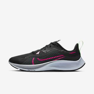 Nike Air ZM Pegasus 37 Shield 男子跑步鞋