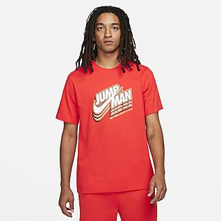 Jordan Jumpman T-shirt met korte mouwen en graphic voor heren
