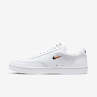 chaussure nike cuir