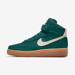 Nike Air Force 1 High By You Egyedi női cipő