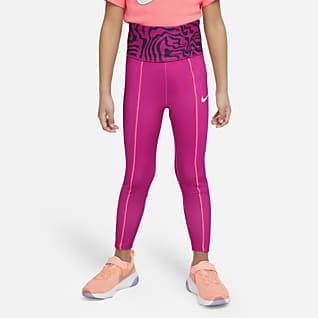 Nike Dri-FIT Little Kids' Leggings