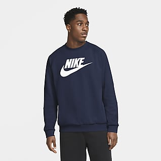 Nike Sportswear Dessuadora de teixit Fleece - Home