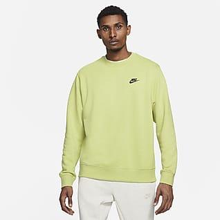 Nike Sportswear T-skjorte med rund hals til herre