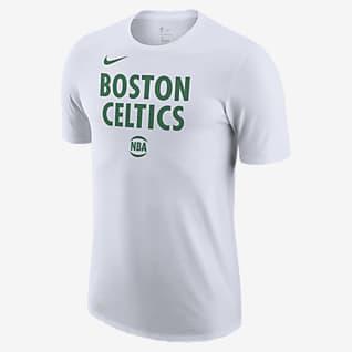 Boston Celtics City Edition Logo Men's Nike Dri-FIT NBA T-Shirt