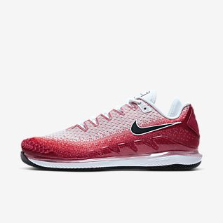 Men's Red Tennis Shoes. Nike MA