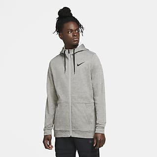 Nike Therma Sweat à capuche de training à zip pour Homme